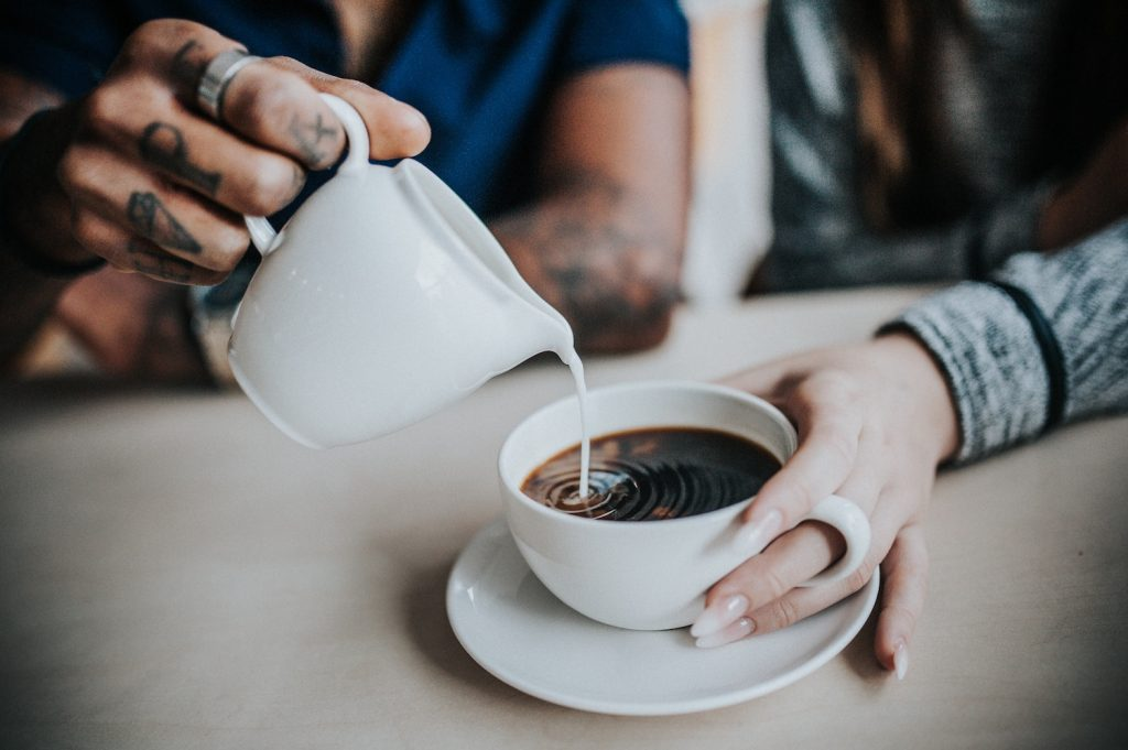 One of my favorite productivity hacks: coffee. (photo by Anete Lusina via Unsplash.)